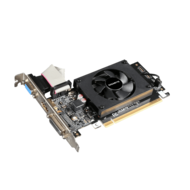 GeForce GT 710 GV-N710D3-2GL, 954MHz, 2GB DDR3 64-Bit, PCI-Express 2.0 Low Profile Graphics Card