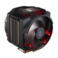 MasterAir Maker 8, Socket 2011-3/1151/AM3+/FM2+, 172mm Height, 250W TDP, Copper/Aluminum, Retail CPU Cooler