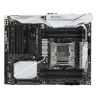 X99-DELUXE II, Intel X99 Chipset, LGA 2011-3, DDR4 128GB, M.2, U.2 Port, USB 3.1, ATX Retail Motherboard
