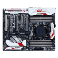 GA-X99-ULTRA GAMING, Intel X99 Chipset, LGA 2011-3, DDR4 128GB, M.2, U.2 Port, USB 3.1, ATX Retail Motherboard