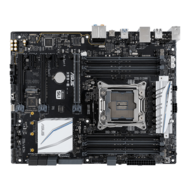 X99-E, Intel X99 Chipset, LGA 2011-3, DDR4 128GB, M.2, USB 3.1, ATX Retail Motherboard
