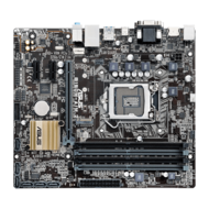 B150M-A/M.2, Intel B150 Chipset, LGA 1151, DDR4 64GB, HDMI, M.2, microATX Retail Motherboard