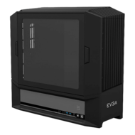 DG-8 Series DG-85 w/ Window, No PSU, E-ATX, Gunmetal Grey, Full Tower Case