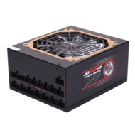 EBT Series ZM1000-EBT 1000W, 80 PLUS Gold, Full Modular, ATX Power Supply