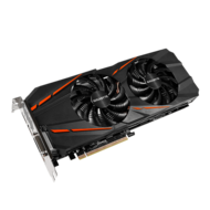 GeForce GTX 1060 G1 Gaming 6G, 1594 - 1847MHz, 6GB GDDR5 192-Bit, PCI Express 3.0 Graphics Card