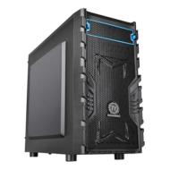 Versa Series H13, No PSU, microATX, Black, Mini Tower Case