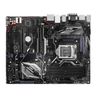 Z170 PRO GAMING/AURA, Intel Z170 Chipset, LGA 1151, DDR4 64GB, HDMI, M.2, ATX Retail Motherboard