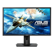 "VG245H 24"", Full HD 1920 x 1080 TN LED, 1ms, 2 x HDMI / VGA, Speakers, VESA, Black LCD Monitor"