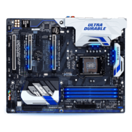 GA-Z170X-UD3 Ultra, Intel Z170 Chipset, LGA 1151, DDR4 64GB, HDMI, M.2, U.2 Port, USB 3.1, ATX Retail Motherboard