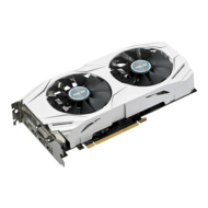 Radeon RX 480 DUAL-RX480-O4G, 1300 - 1320MHz, 4GB GDDR5 256-Bit, PCI Express 3.0 Graphics Card