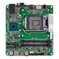 H110M-STX, Intel H110 Chipset, LGA 1151, DDR4 32GB, HDMI, M.2, Mini-STX Retail Motherboard