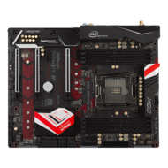 Fatal1ty X99 Professional Gaming i7, Intel X99 Chipset, LGA 2011-3, DDR4 128GB, M.2, USB 3.1, ATX Retail Motherboard