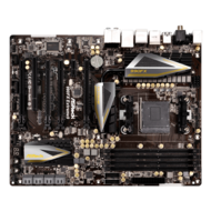 990FX Extreme9, AMD 990FX Chipset, AM3+, DDR3 64GB, ATX Retail Motherboard