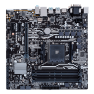 PRIME B350M-A/CSM, AMD B350 Chipset, AM4, DDR4 64GB, HDMI, M.2, USB 3.1, microATX Retail Motherboard