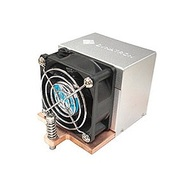 "A5 Socket G34 LGA1944 Active 2U CPU Cooler, 4.1"" Mounting Pitch, 8000 RPM, 2 Ball Bearing, Copper"