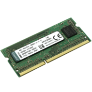 4GB PC3L-10600 DDR3 1333MHz SDRAM SODIMM, CL9, 1.35V, ECC