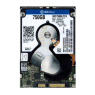 WD BLUE 750 GB Laptop Hard Drive SATA 6Gb/s 2.5 Inch 5400 rpm 16 MB Buffer OEM