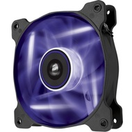 Air Series AF140 LED Purple Quiet Edition High Airflow 140mm Fan