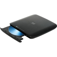 WP40NB30 External Slim Black 6x/8x/24x BD/DVD/CD Blu-ray Disc™ DVD Burner, USB 2.0, Retail