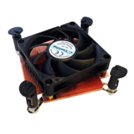 DEN-A-P, Socket 1151, 27mm Height, Copper, Retail CPU Cooler