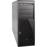 P4304XXMUXX Black Pedestal / 4U Rack Server Chassis, 3.5-Inch HDD /4, SSI EEB, No PSU