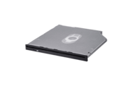 GS40N Ultra Slim Internal DVD Writer Drive RAM/±R/±RW Support 24x CD Read/24x CD Write/24x CD Rewrite 8x DVD Read/8x DVD Write/8x DVD Black SATA OEM