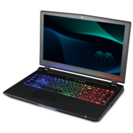 Clevo P750ZM Core™ i7 Gaming Notebook, 15.6