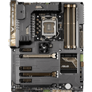 SABERTOOTH Z97 MARK 1/USB 3.1 LGA 1150 Z97 USB 3.1 ATX Intel Motherboard