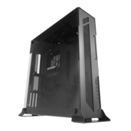 PC-O6SX Black Side Panel: Tempered Glass Body Material: Aluminum MicroATX Mid Tower Computer Case