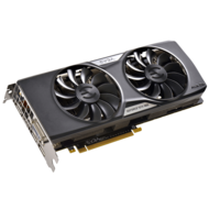 GeForce GTX 960 4GB 128-Bit GDDR5 PCI Express 3.0 SLI Support FTW ACX 2.0+ Video Card
