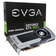 GeForce GTX 980 Ti 6GB 384-Bit GDDR5 PCI Express 3.0 SLI Support Reference (NV Direct Board) Video Card