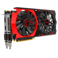 Radeon R7 370 4GB 256-Bit GDDR5 PCI Express 3.0 HDCP Ready CrossFireX Support ATX Video Card