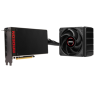 MSI Video Card R9 FURY X 4G Fiji XT 4GB HBM PCI-Express 4096Bit HDMI/3xDisplayPort Retail