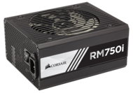 RMi Series RM750i 750 Watt 80 Plus Gold Certified Fully Modular PSU