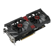 AMD Radeon R9 380 4GB 256-bit GDDR5 PCI Express 3.0 Video Card
