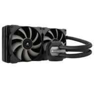 Hydro Series H110i GTX 280mm Cooler Socket H3 LGA 1150, Socket LGA 1155, 1156, 1366, 2011 Extreme Performance Liquid CPU Cooler