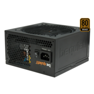 Pure Power L8 700W ATX 12V 80 Plus Bronze SLI/CrossFireX Power Supply Exclusive 120mm Fan