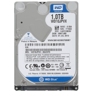 WD BLUE 1 TB Laptop Hybrid Hard Drive SATA 6Gb/s 5400 rpm 64 MB Buffer OEM