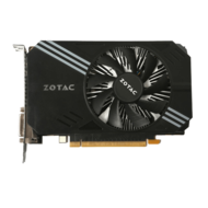 GeForce GTX 950 ZT-90601-10L 2GB 128-Bit GDDR5 PCI Express 3.0 SLI Support Single Fan Video Card