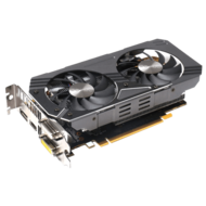 ZT-90602-10M - Zotac GeForce GTX 950 Graphic Card 1.10 GHz Core 1.28 GHz Boost Clock 2 GB GDDR5 PCI Express 3.0 6804 MHz Memory Clock 128 bit Bus Width SLI Fan Cooler DirectX 12, OpenGL 4.5 HDMI DisplayPort DVI 1 x DisplayPort Outp