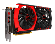 GTX 950 GAMING 2G - MSI GeForce GTX 950 Graphic Card 1.13 GHz Core 1.32 GHz Boost Clock 2 GB GDDR5 PCI Express 3.0 x16 128 bit Bus Width SLI Fan Cooler DirectX 12, OpenGL 4.5 HDMI DisplayPort DVI 3 x DisplayPort Outputs 1 x HDMI Ou