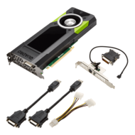 NVIDIA® Quadro® M5000 8GB 256-bit GDDR5 PCI Express 3.0 x16 Full Height Workstation Video Card