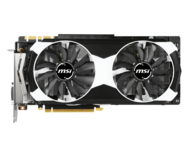 GeForce GTX 980 Ti 6GD5T OC 6GB 384-Bit GDDR5 PCI Express 3.0 HDCP Ready SLI Support ATX Video Card