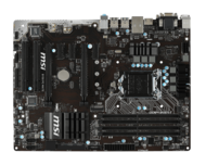 B150 PC Mate LGA 1151 Intel B150 HDMI SATA 6Gb/s USB 3.0 DDR4 64GB CF / 1+1* ATX Desktop Motherboard