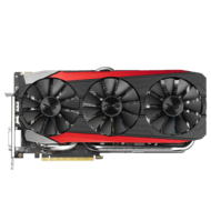 STRIX GeForce GTX 980 Ti 6GB 384-Bit GDDR5 PCI Express 3.0 HDCP Ready SLI Support Video Card