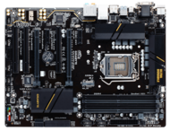 GA-H170-D3HP Intel H170 Chipset Socket LGA 1151 DDR4 64GB ATX Desktop Motherboard
