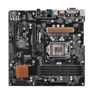 Z170M Pro4S Intel Z170 Chipset Socket LGA 1151 DDR4 64GB Micro ATX Desktop Motherboard