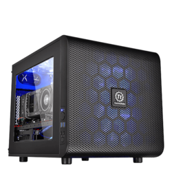 Mini Gaming Desktop - Powered By Intel 7th Gen Kaby Lake Core™ i3 / i5 / i7 Z270 Chipset, Mini Cube Computer