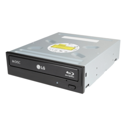 UH12NS40, BD 12x / DVD 16x / CD 48x, Blu-ray Disc Burner, SATA, 5.25-Inch, Black, OEM Optical Drive