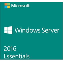 Windows Server Essentials 2016 - License, 64-bit, 1 server (1-2 CPU), OEM